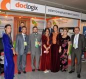 """UAB """"DocLogix"""" sėkmingai pasirodė parodoje """"Turkmentel 2012"""""""