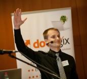 """Pranešimai iš kasmetinės """"DocLogix"""" konferencijos 2013"""
