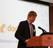 """Pranešimai iš kasmetinės """"DocLogix"""" konferencijos 2014"""