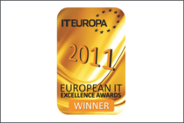 European IT Excellence Awards 2011