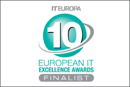 """European IT Excellence Awards 2010 """"DocLogix"""""""