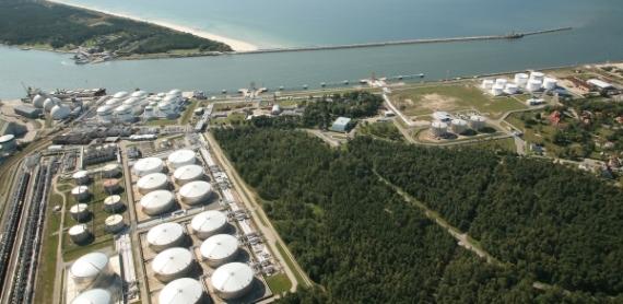Klaipėdos nafta