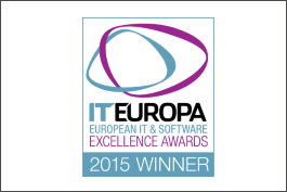 European IT Excellence Awards 2015
