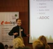 "Kasmetinė ""DocLogix"" el. dokumentų valdymo konferencija, gegužės 27 d., Vilniuje"