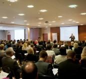 """Kasmetinė """"DocLogix"""" konferencija apie el. dokumentų valdymą sulaukė rekordinio dalyvių skaičiaus"""