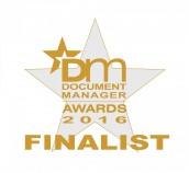 DocLogix - finalininkas UK IT apdovanojimuose