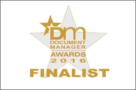 """Document Manager Awards 2016 """"DocLogix"""" pateko į"""