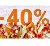 40% nuolaida DocLogix licencijoms!