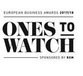 """DocLogix įvardinta European Business Awards pirmą kartą sudarytame """"Ones to watch"""" sąraše"""