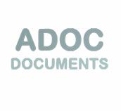 Papildymas: dėl pasikeitimų ADOC-V1 specifikacijoje