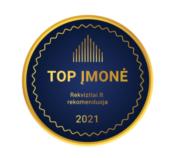 "DocLogix - ""TOP įmonių 2021"" sąraše"